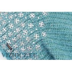 6714 B Vizio Beret Mint & Brand women's hats