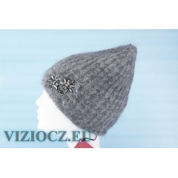 Комплект VIZIO Zig-zag Viola Шапка & Шарф