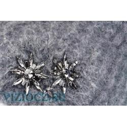 Stylové zimní čepice Vizio 6547 Itálie