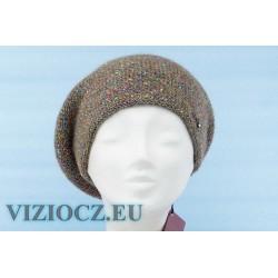 Alpaca & Moher Berets for women Vizio 6562 Italy