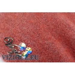 6745 B Элегантные береты для женщин Vizio Италия