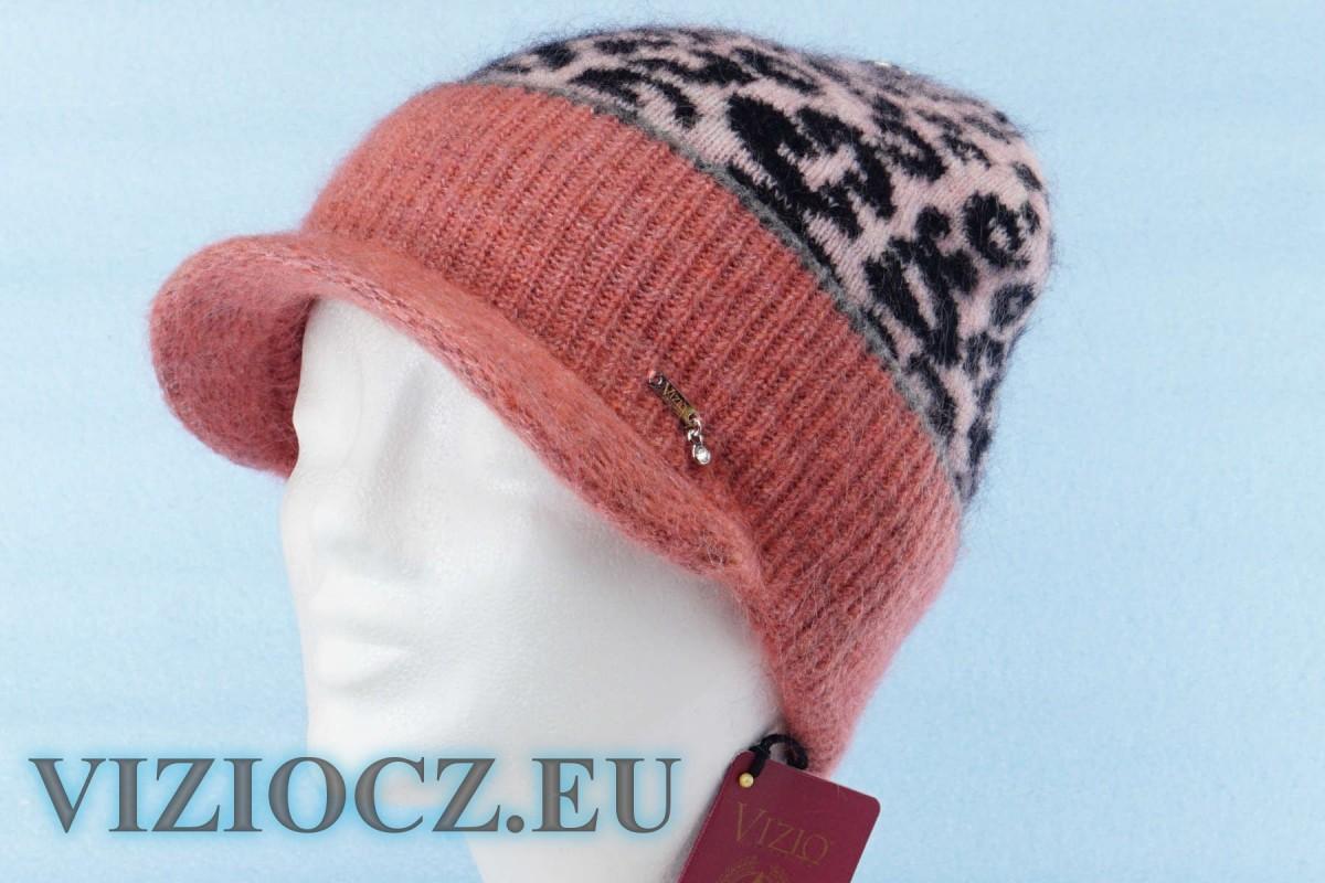VIZIOCZ.EU ESHOP BRAND VIZIO Collezione 2021 ITALY WOMEN'S HATS SCARVES SET