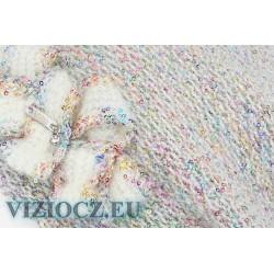 6814 B Vizio Exkluzivní barety pro ženy z Itálie 2021 Collection