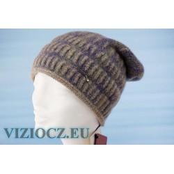 Vizio Italy Hats Violet beige