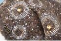 7. МОДНЫЕ ВЯЗАНЫЕ ШАПКИ ОСЕНЬ ЗИМА ВИЗИО 5140 коричневая