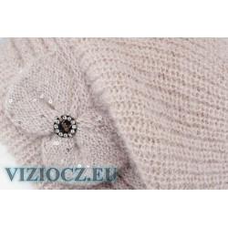 6464 B Vizio Itálie Baret & Světle růžový