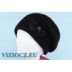 VIZIOCZ.EU ESHOP 2021 NEW COLLECTION Vizio Italy Beret 6464 B & Brown