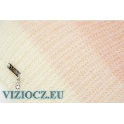 ШАПКА VIZIO Collezione ИТАЛИЯ 5179 розовая со стразами