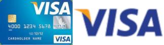 Банковская карточка VISA